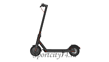 Электросамокат Carcam Electric Scooter Black